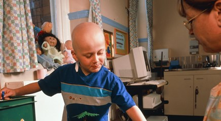 Childhood Cancer Survivors Show Psychological Resilience