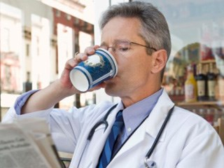 There may be no association between coffee intake and pancreatic cancer.