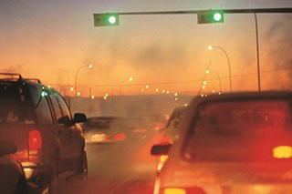 Air Pollution Linked to Pediatric Cancers