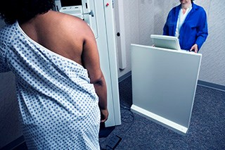 Women in their 40s should talk with their doctors on whether they need regular mammograms to screen for breast cancer before age 50.