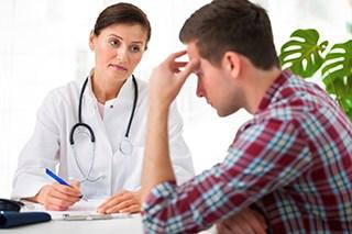 Depression Treatment Underutilized in Head and Neck Cancer Survivors