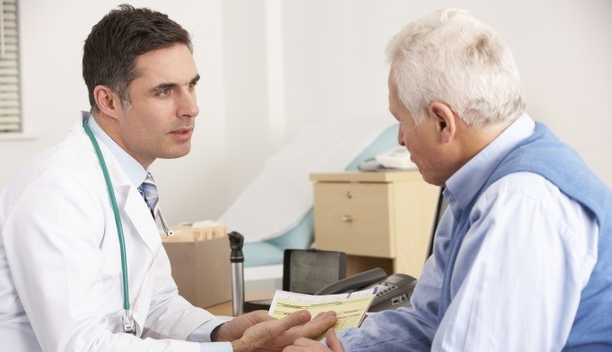Patients Prefer Info from Physicians for Prostate Cancer