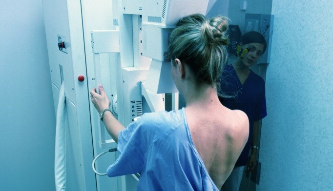 For mammography, there has been an increase in biopsies with diagnoses of invasive carcinoma and DCIS.