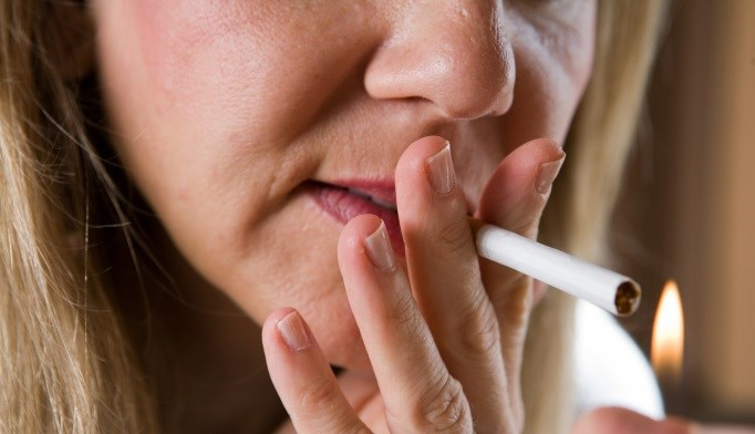 Oral Human Papillomavirus (HPV) Infection Risk Increased by Three Daily Cigarettes