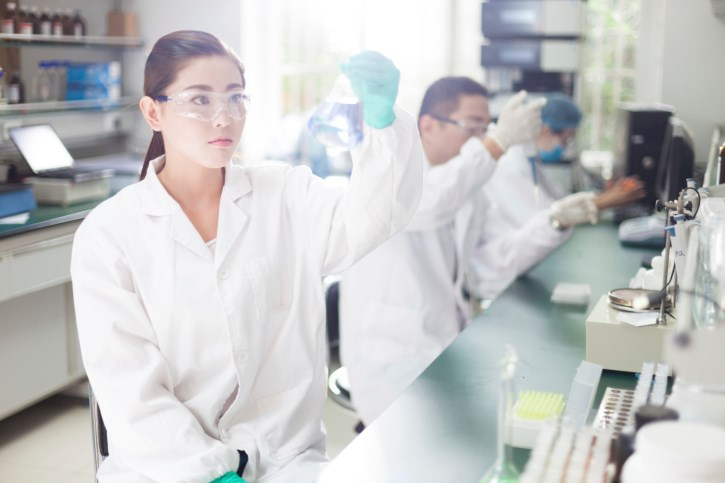 Researchers found that MK-2206 plus AZD6244 (selumetinib) improves progression-free survival of patients with a KRAS mutation.