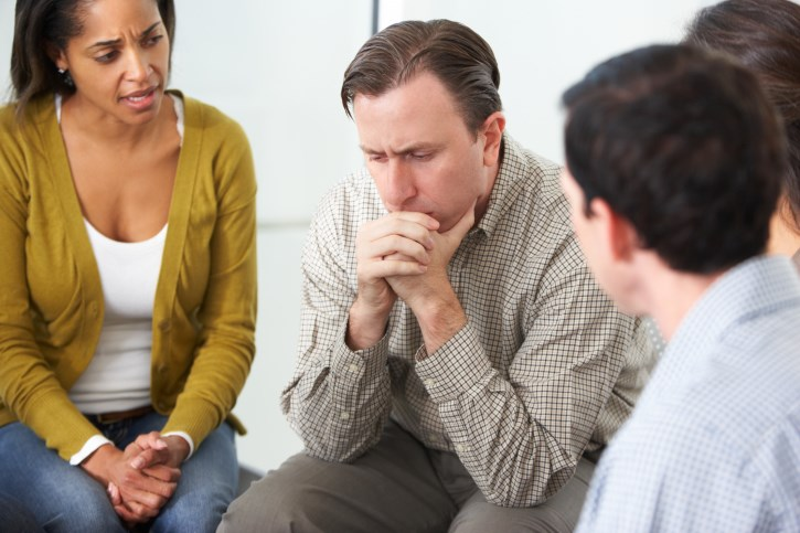 Group Psychotherapy Beneficial in Advanced Cancer