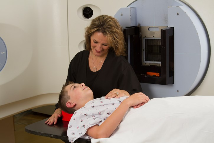 Pediatric patients treated with ifosfamide-doxorubicin chemotherapy and radiotherapy experienced sat