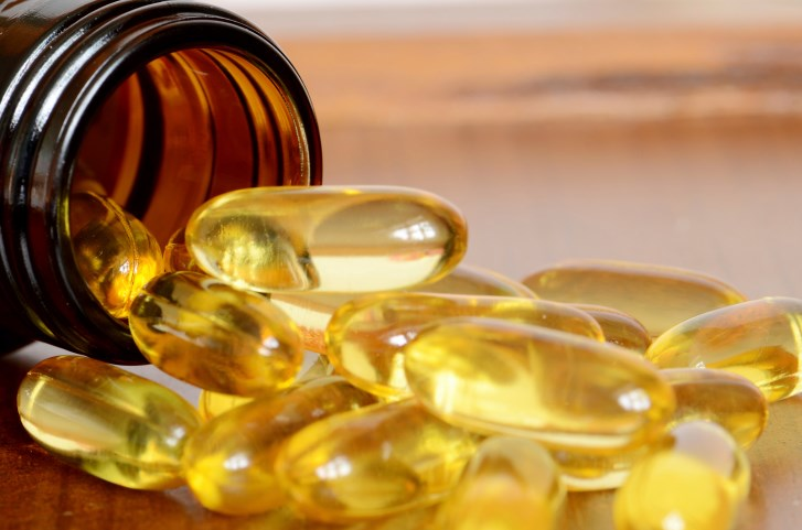 Vitamin D May Help Combat Low-Grade Prostate Tumors