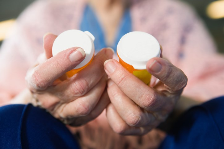 Many Older Oncology Patients Take Multiple Medications Inappropriately