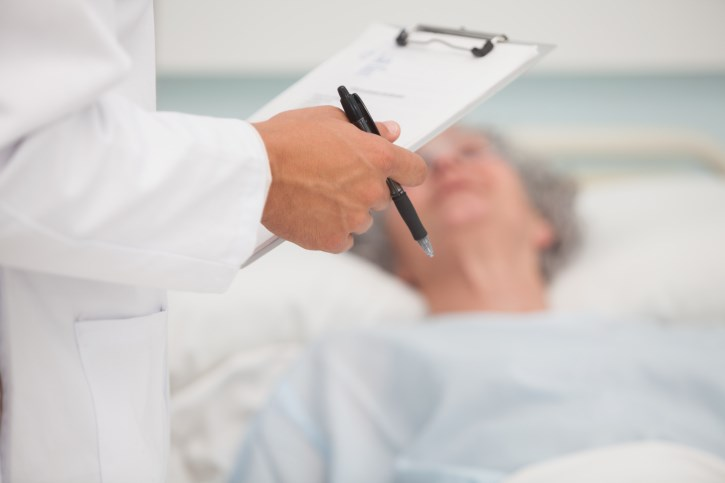 Albumin-Adjusted Serum Calcium Levels Higher with Tumor Malignancy