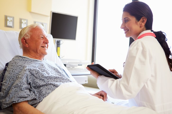 Gender Disparity in Receipt of End-of-Life Care
