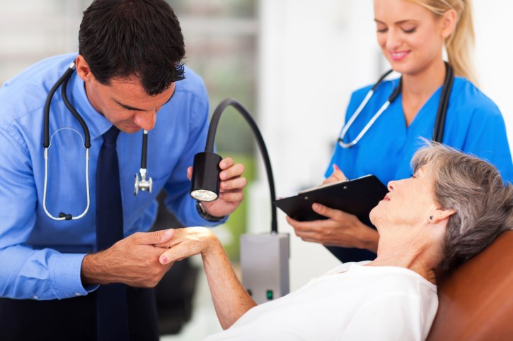 Partner-Assisted Skin Self-Exams Beneficial for Patients with Melanoma