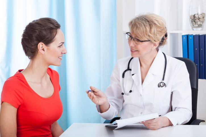 About thirty percent of women with epithelial ovarian cancer survive for more than 10 years, including some with high-risk disease.