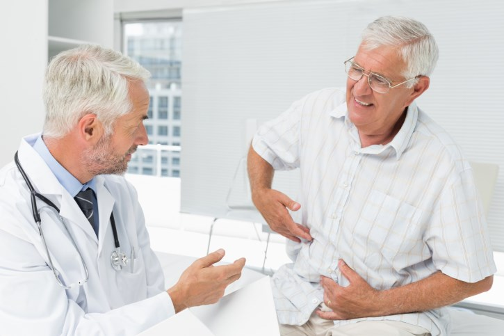 Upper Gastrointestinal Bleeding Secondary to Malignancy