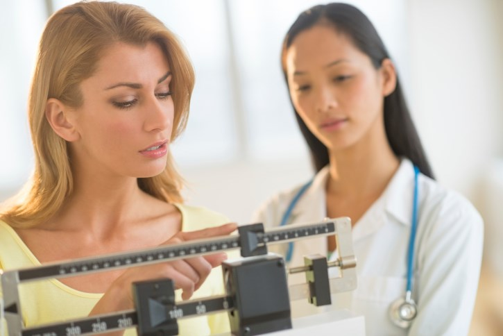 Overall Body Fat Loss Decreases Biomarkers for Breast Cancer Risk