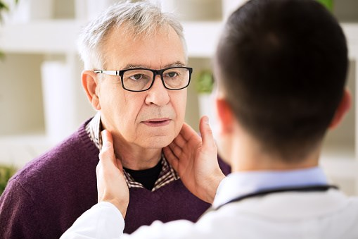 Thyroid Dysfunction Related to Radiation Dose in Head and Neck Cancer