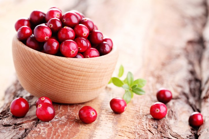 Cranberry Extract May Help Treat Cancer According to Preclinical Data