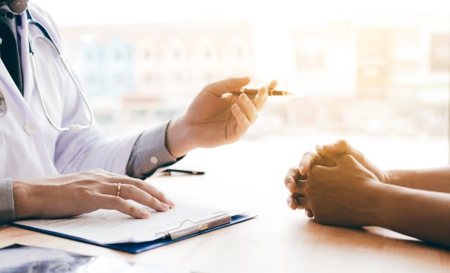 The results of this study support previous findings that psychological distress is associated with an increased risk of mortality among patients with lung cancer.
