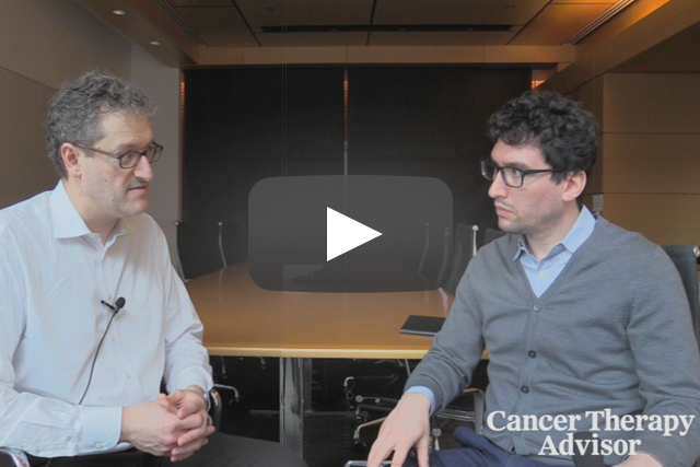 Alexander Lesokhin, MD, on the Potential of Immunotherapy for Myeloma