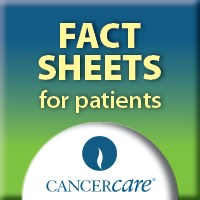 This fact sheet describes services available to people diagnosed with cancer and their loved ones.