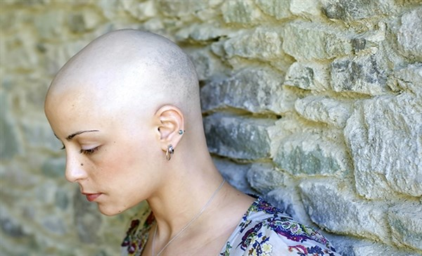 Targeted therapies are associated with an increased risk of alopecia.