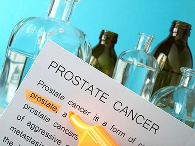 Increasing Comorbidity Weakens Aggressive Prostate Cancer Tx Benefit