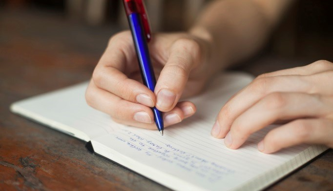 Expressive Writing Benefits Renal Cancer Patients