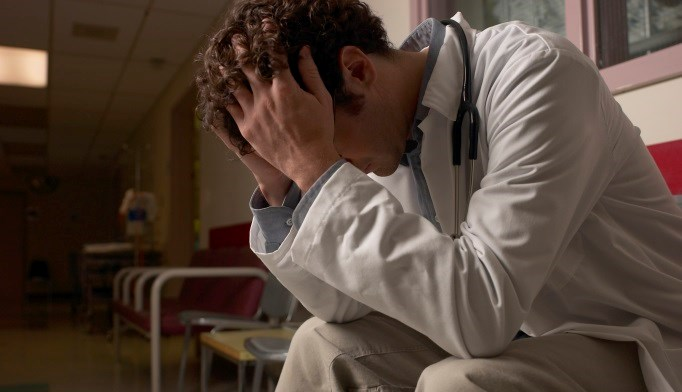 Burnout Found in Most Palliative Care Clinicians