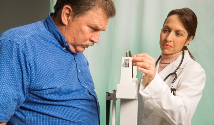 BMI, Age, and Treatment Response May Predict for Survival in Patients With Lung Cancer