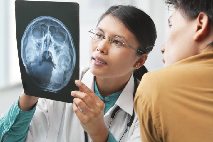 Investigators validated the German High-Grade Non-Hodgkin Lymphoma Study Group's new prognostic model.