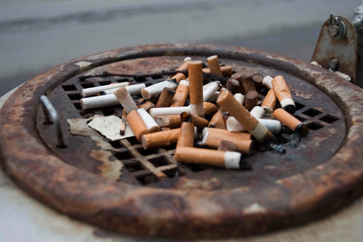58 million nonsmokers are still being exposed to secondhand smoke