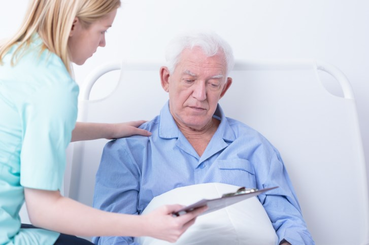 Elderly Patients Get Unnecessary End-of-Life Treatments