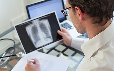 Younger patients with non-small cell lung cancer may have a distinct disease, genetically and biologically.