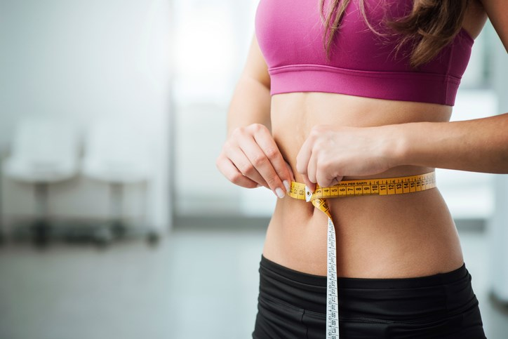 While women who lost more than 5 kg after age 18 were at a 23% reduced risk for breast cancer, those who gained more than 30 kg were at a 32% increased risk.