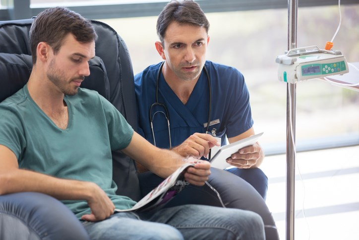 Pembrolizumab and Chemotherapy Combination Significantly Improves PFS in NSCLC