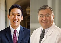 Frank Luh, MD, MS, MHA and Yun Yen, MD, PhD, FACP