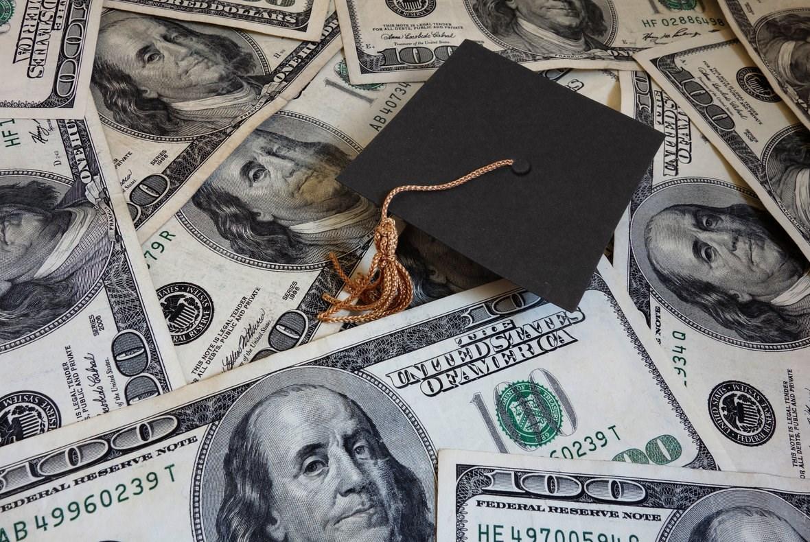 More than three-quarters of medical school graduates finish school in debt.
