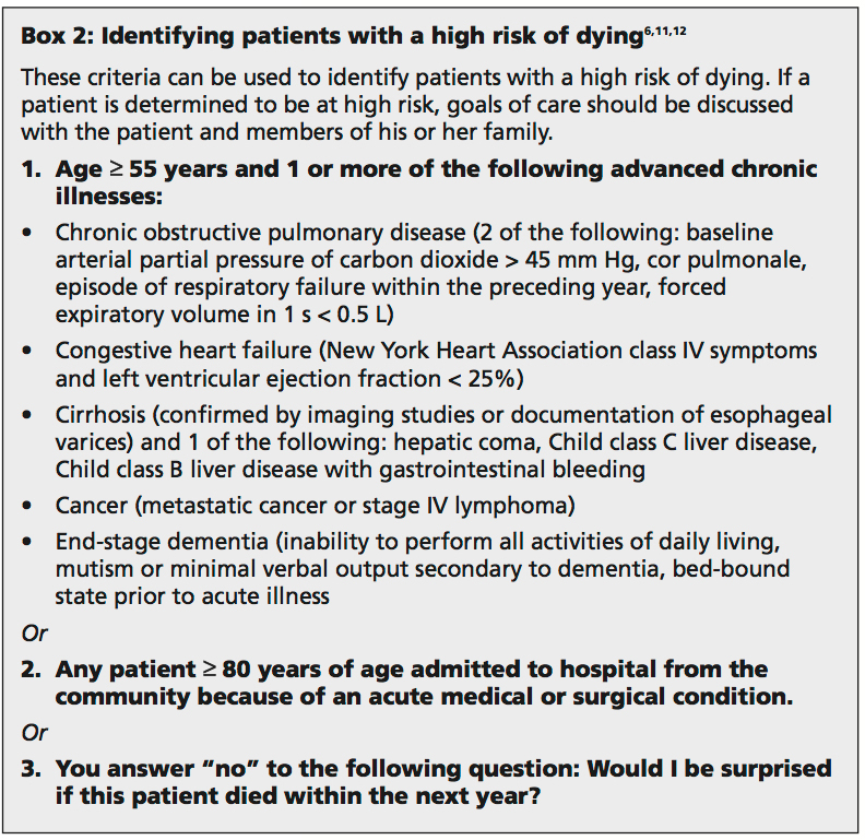 Palliative care: Communication - Cancer Therapy Advisor